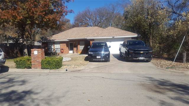 813 E 2nd Street, Weatherford, TX 76086 (MLS #14232650) :: The Real Estate Station