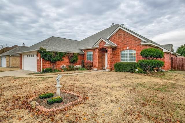 501 Chestnut Lane, Saginaw, TX 76179 (MLS #14232753) :: All Cities Realty