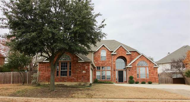 7411 Country Club Drive, Sachse, TX 75048 (MLS #14232755) :: RE/MAX Town & Country