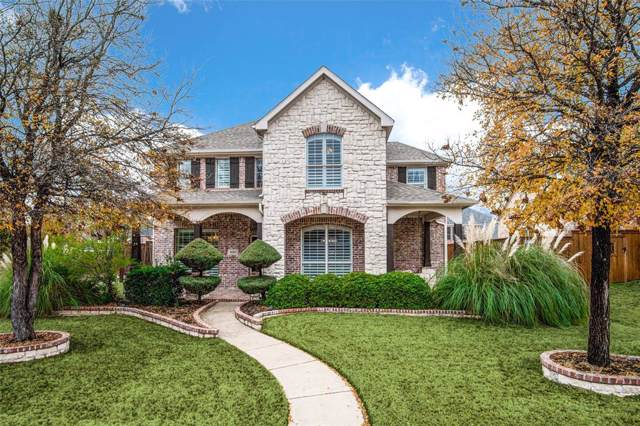 11103 Silver Horn Drive, Frisco, TX 75033 (MLS #14232762) :: RE/MAX Town & Country