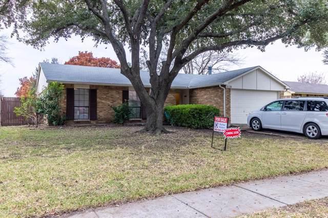 5120 Alpha Drive, The Colony, TX 75056 (MLS #14232783) :: Maegan Brest | Keller Williams Realty