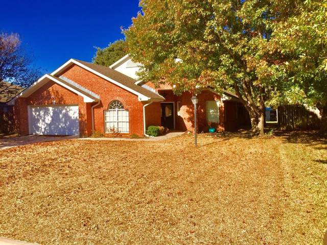 1607 Southgate Drive, Brownwood, TX 76801 (MLS #14232823) :: Van Poole Properties Group