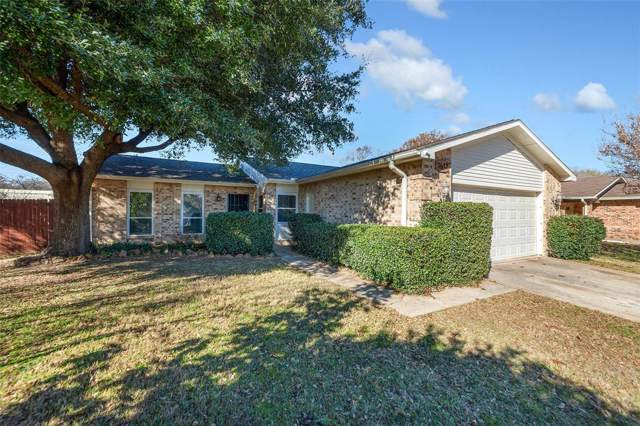 3612 Wessex Court, Denton, TX 76210 (MLS #14232848) :: Maegan Brest | Keller Williams Realty
