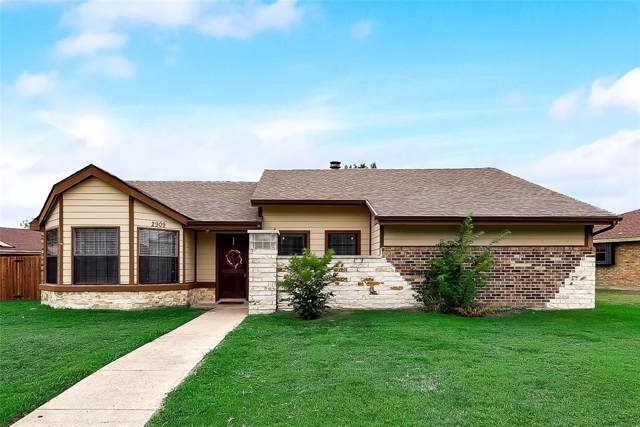2909 Branch Hollow, Mesquite, TX 75150 (MLS #14232889) :: Baldree Home Team