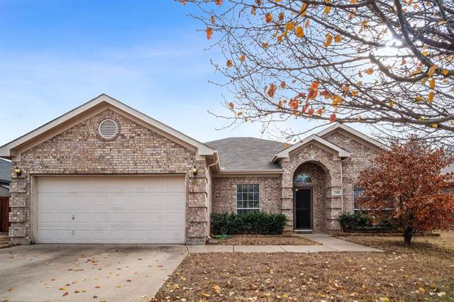 2406 Timber Cove Drive, Weatherford, TX 76087 (MLS #14232939) :: The Chad Smith Team