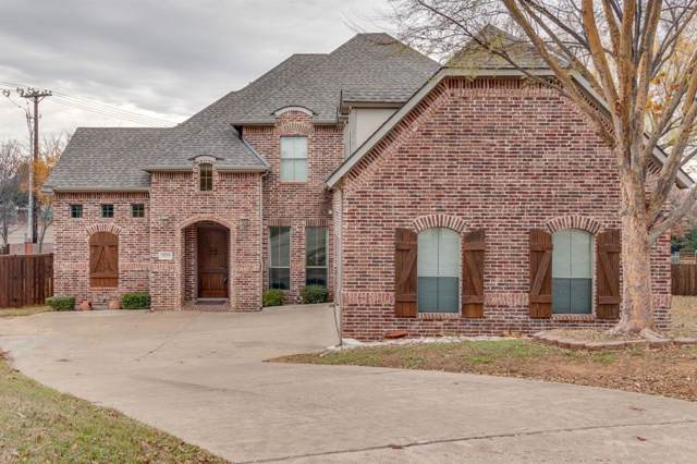 3233 Shadow Wood Circle, Highland Village, TX 75077 (MLS #14232944) :: Dwell Residential Realty