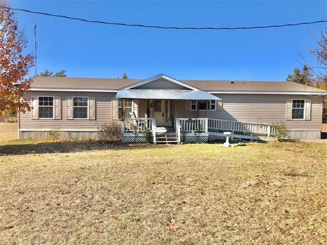21962 N Fm 709 Road, Hubbard, TX 76648 (MLS #14232949) :: Frankie Arthur Real Estate