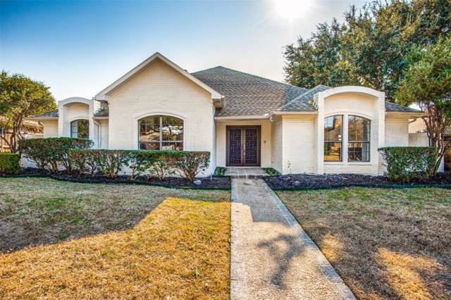 16127 Amberwood Road, Dallas, TX 75248 (MLS #14233035) :: Maegan Brest   Keller Williams Realty