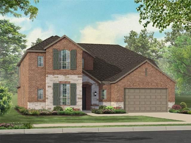 1717 San Donato Lane, McLendon Chisholm, TX 75032 (MLS #14233071) :: The Mitchell Group