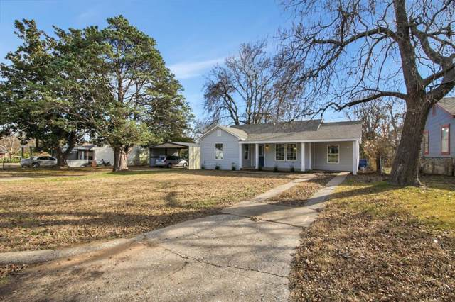 508 W Hanna Street, Denison, TX 75020 (MLS #14233093) :: RE/MAX Town & Country