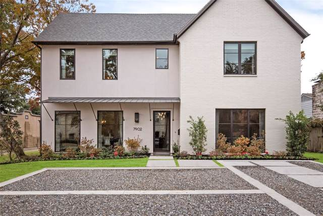 7902 Amherst Avenue, Dallas, TX 75225 (MLS #14233100) :: Robbins Real Estate Group
