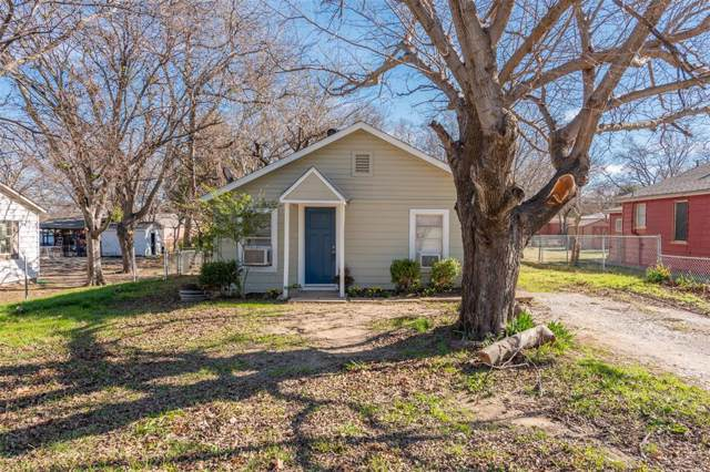 705 Kimbrough Street, White Settlement, TX 76108 (MLS #14233135) :: Baldree Home Team