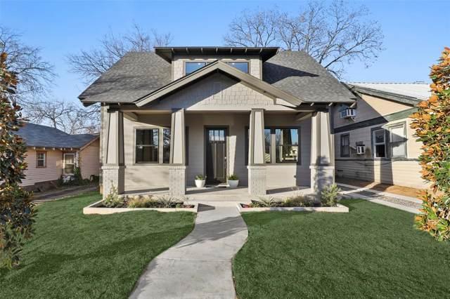 5619 Goodwin Avenue, Dallas, TX 75206 (MLS #14233148) :: Team Tiller