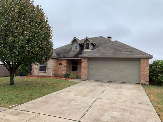 101 Magnolia Street, Anna, TX 75409 (MLS #14233158) :: Van Poole Properties Group