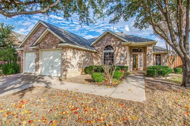 1628 Knoll Ridge Circle, Corinth, TX 76210 (MLS #14233178) :: The Daniel Team