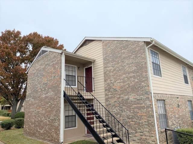 4748 Old Bent Tree Lane #908, Dallas, TX 75287 (MLS #14233211) :: The Hornburg Real Estate Group