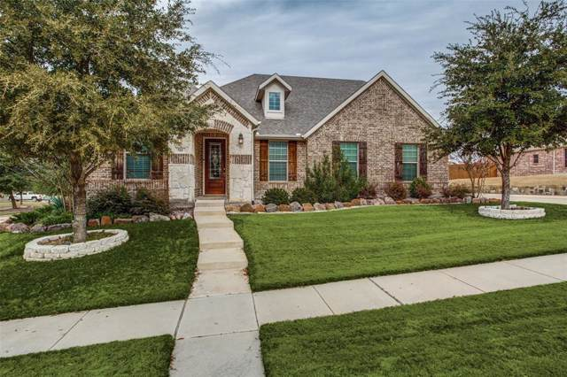 501 Komron Court, Prosper, TX 75078 (MLS #14233239) :: HergGroup Dallas-Fort Worth