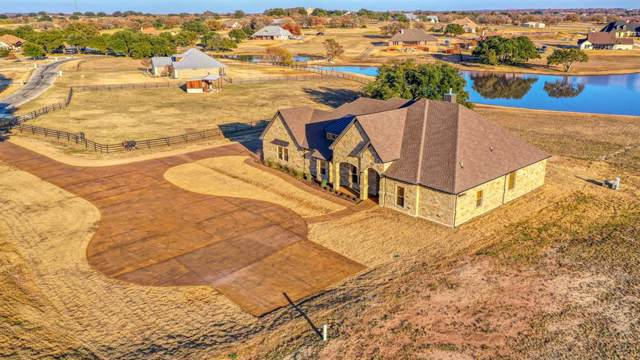 107 Haciendas Court, Weatherford, TX 76087 (MLS #14233246) :: The Kimberly Davis Group