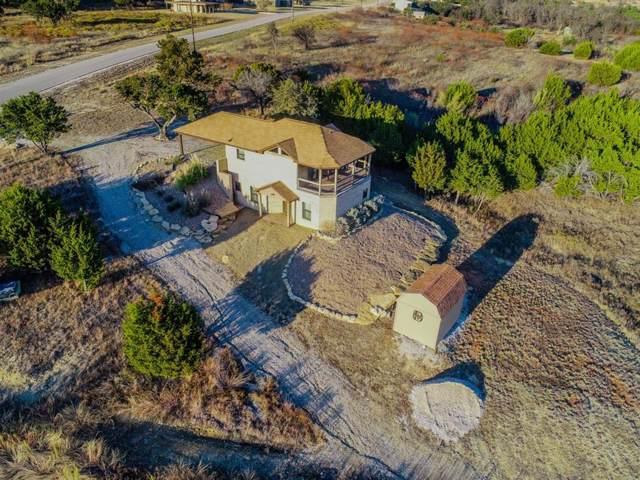1636 Sawtooth Mountain Road, Possum Kingdom Lake, TX 76449 (MLS #14233260) :: All Cities Realty