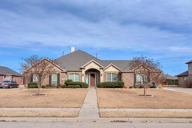1316 Bassett Hound Drive, Fort Worth, TX 76052 (MLS #14233280) :: The Tierny Jordan Network