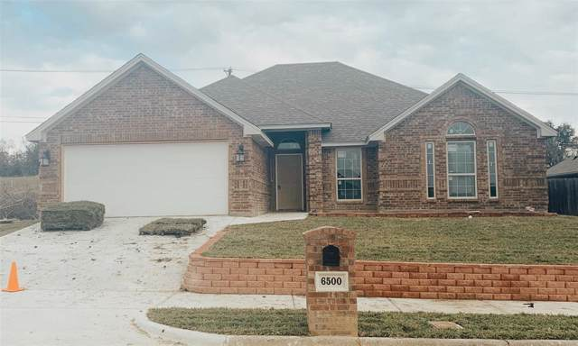6500 Basswood Drive, Fort Worth, TX 76135 (MLS #14233351) :: The Chad Smith Team