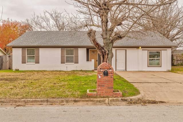 6920 Knob Hill, Forest Hill, TX 76140 (MLS #14233384) :: Team Tiller