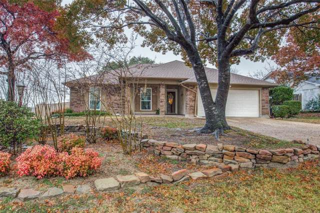 6701 Parkwood Drive, Fort Worth, TX 76182 (MLS #14233388) :: All Cities Realty