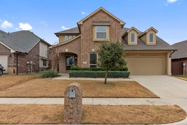 316 Salisbury Drive, Anna, TX 75409 (MLS #14233393) :: Van Poole Properties Group