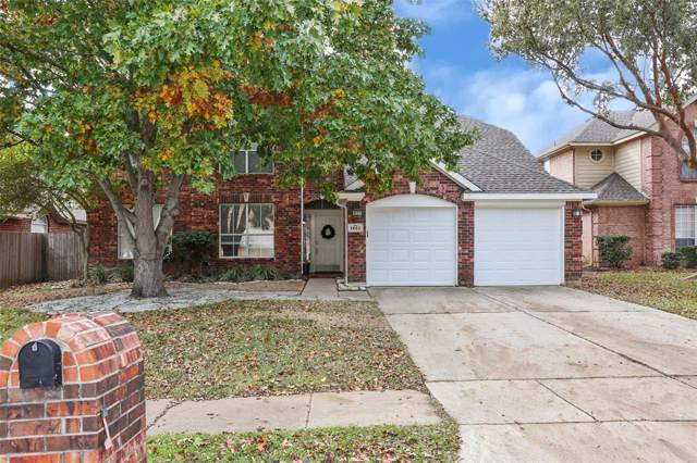 1462 Sycamore Drive, Keller, TX 76248 (MLS #14233395) :: Dwell Residential Realty