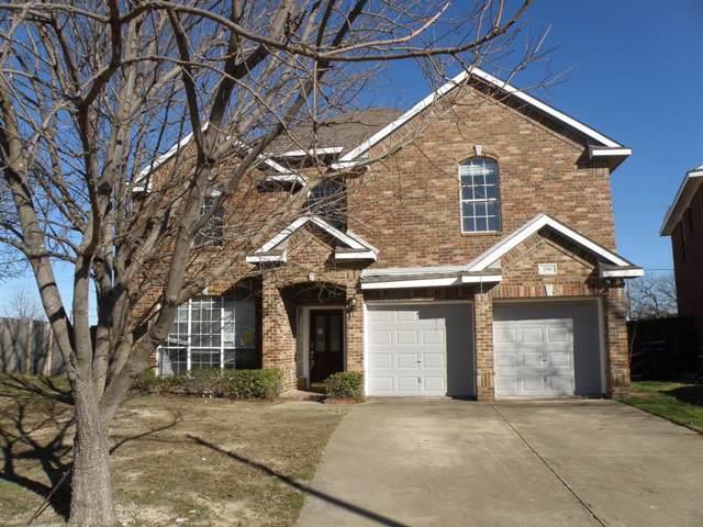 2501 Bison Court, Garland, TX 75044 (MLS #14233398) :: NewHomePrograms.com LLC