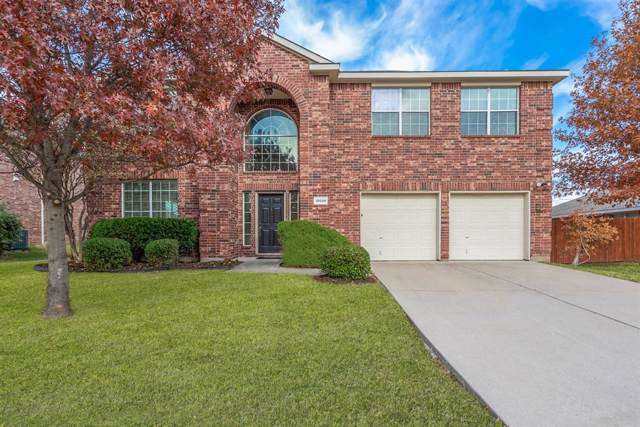 15698 Palo Pinto Drive, Frisco, TX 75035 (MLS #14233402) :: RE/MAX Town & Country