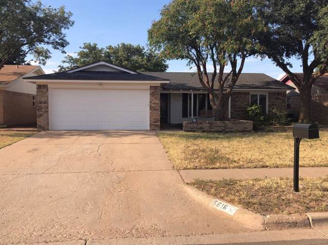 5616 Amherst Street, Lubbock, TX 79416 (MLS #14233435) :: The Kimberly Davis Group