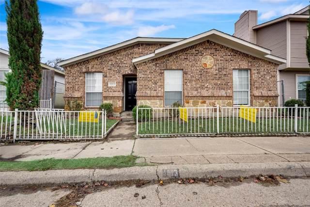 1913 Red Cloud Drive, Dallas, TX 75217 (MLS #14233448) :: RE/MAX Landmark