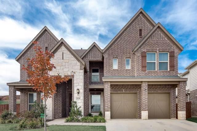3129 Dawn Oaks Drive, Denton, TX 76208 (MLS #14233479) :: All Cities Realty