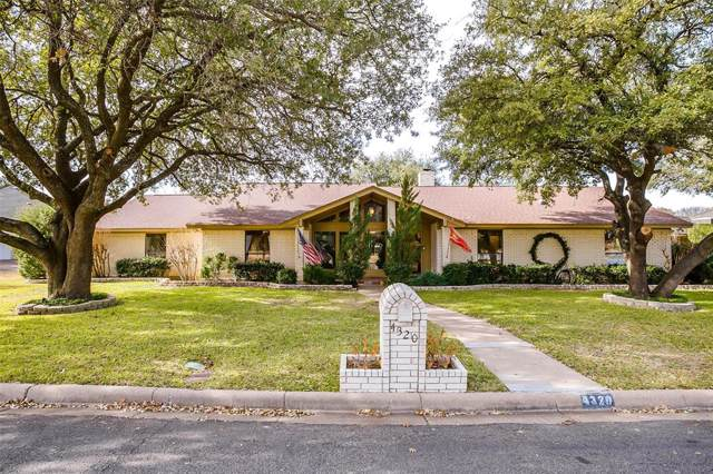 4320 French Lake Drive, Fort Worth, TX 76133 (MLS #14233486) :: Tenesha Lusk Realty Group