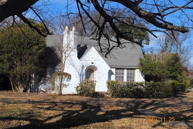 133 E 7TH Street, Lancaster, TX 75146 (MLS #14233491) :: Van Poole Properties Group