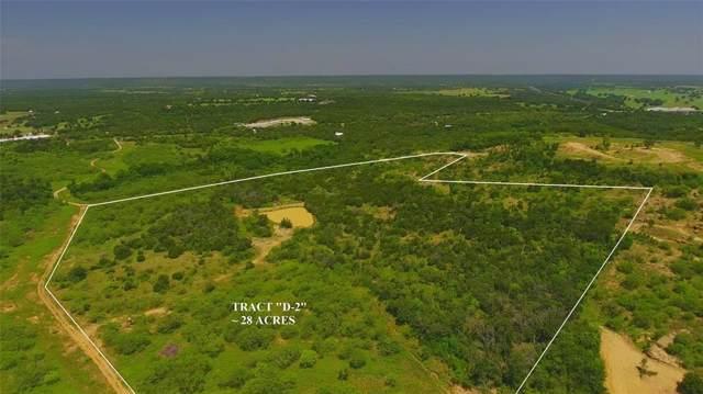 D-2 Capstone Ridge Drive, Santo, TX 76472 (MLS #14233535) :: Dwell Residential Realty
