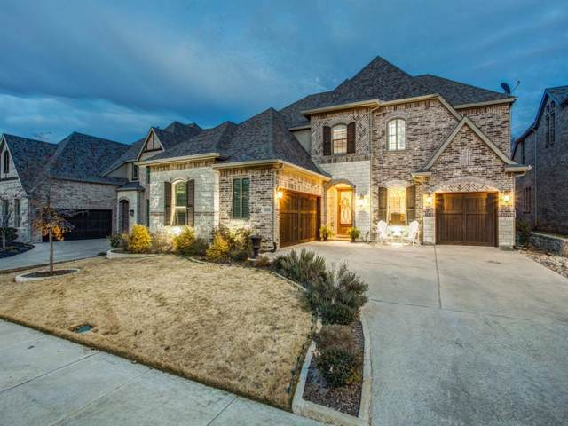 1818 Steeplechase Court, Allen, TX 75002 (MLS #14233536) :: All Cities Realty