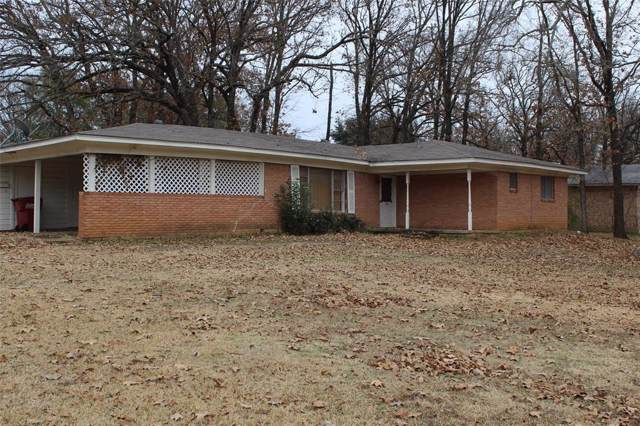 200 N Oaks Drive, Grand Saline, TX 75140 (MLS #14233556) :: RE/MAX Town & Country