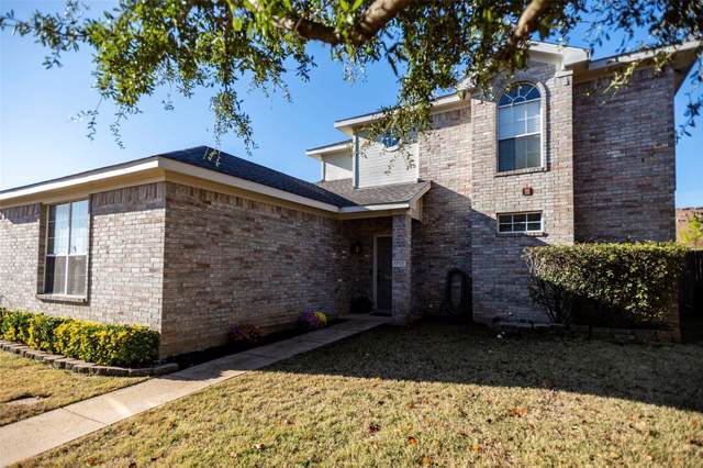1711 Country Crest Lane, Mansfield, TX 76063 (MLS #14233569) :: The Good Home Team
