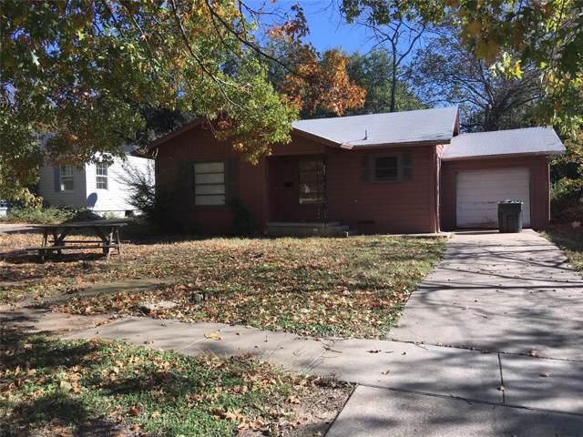 1611 Magnolia Avenue, Corsicana, TX 75110 (MLS #14233572) :: The Kimberly Davis Group
