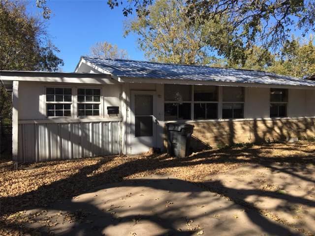 1614 Magnolia Avenue, Corsicana, TX 75110 (MLS #14233593) :: The Kimberly Davis Group