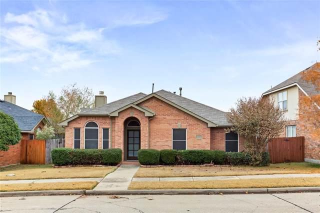 4504 Highridge Drive, The Colony, TX 75056 (MLS #14233616) :: Maegan Brest | Keller Williams Realty