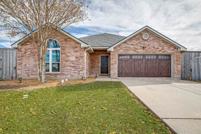 1103 Lake Whitney Drive, Wylie, TX 75098 (MLS #14233623) :: RE/MAX Town & Country