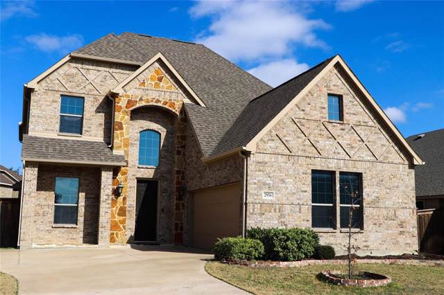 2956 Benissa, Grand Prairie, TX 75054 (MLS #14233632) :: Van Poole Properties Group