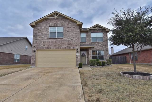1641 Totem Pole Way, Krum, TX 76249 (MLS #14233642) :: RE/MAX Town & Country