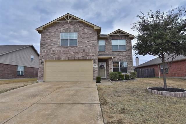 1641 Totem Pole Way, Krum, TX 76249 (MLS #14233642) :: Trinity Premier Properties