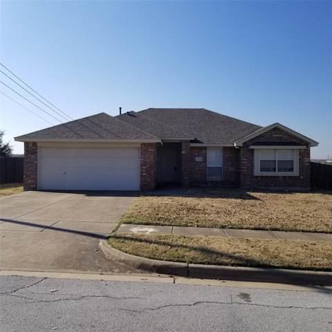 1204 Judy Street, White Settlement, TX 76108 (MLS #14233645) :: Baldree Home Team