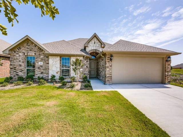 268 Painted Trail, Forney, TX 75126 (MLS #14233647) :: The Kimberly Davis Group