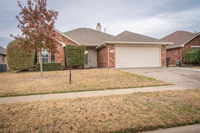 708 Park Ridge Drive, Cleburne, TX 76033 (MLS #14233656) :: The Kimberly Davis Group